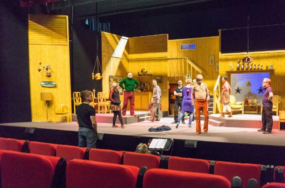 Il teatro e le latitudini | Mimmo / Gommalacca Teatro